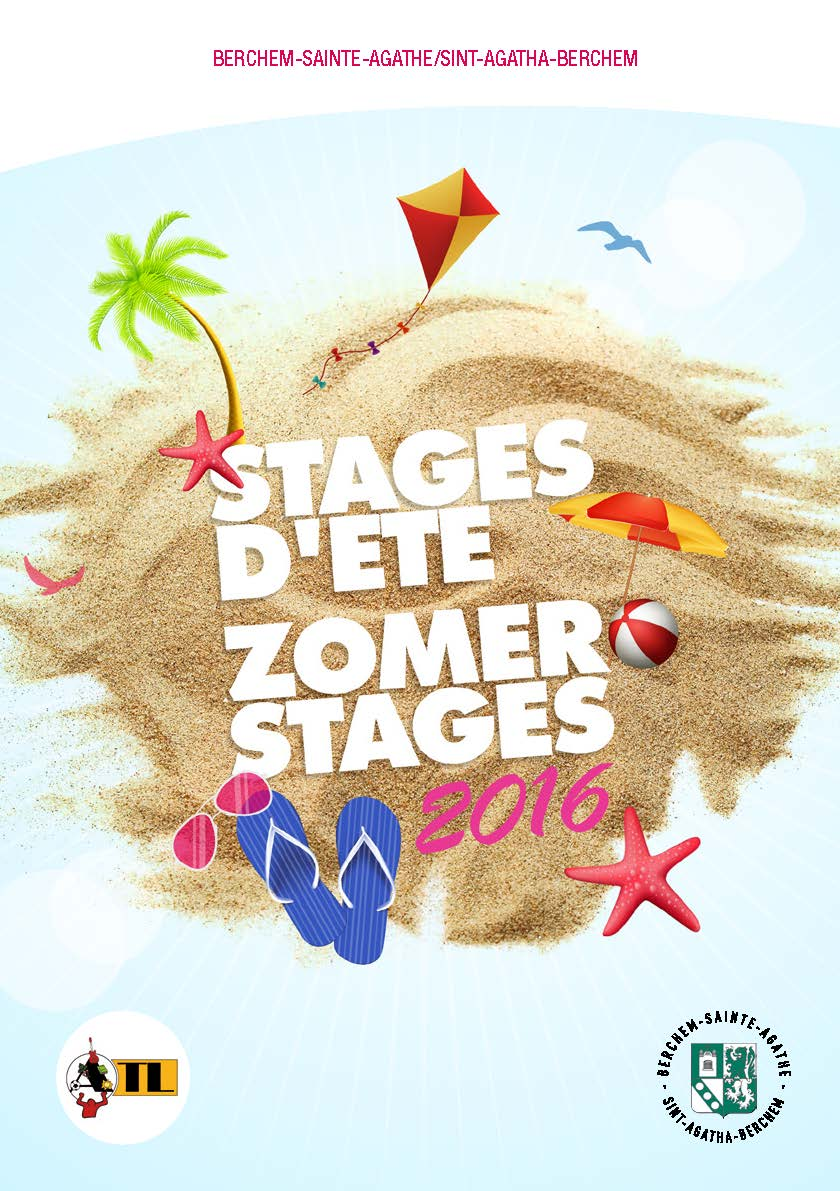 stages été 2016 cover