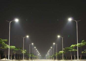éclairage public