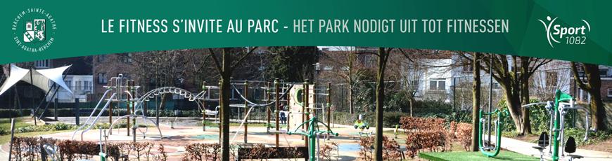 Le Fitness s'invite au parc