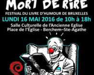 Mort de rire : festival du livre d'humour