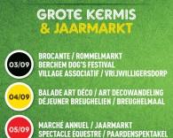 Grande kermesse & Marché Annuel